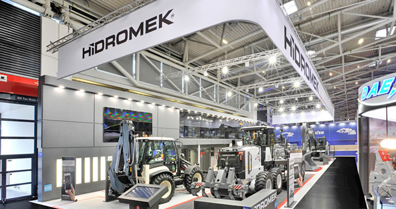 Exhibition Stands Hidromek